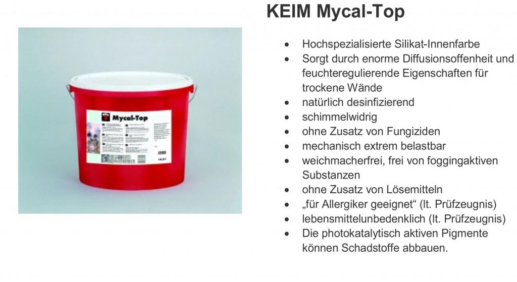 Keim Mycal Top